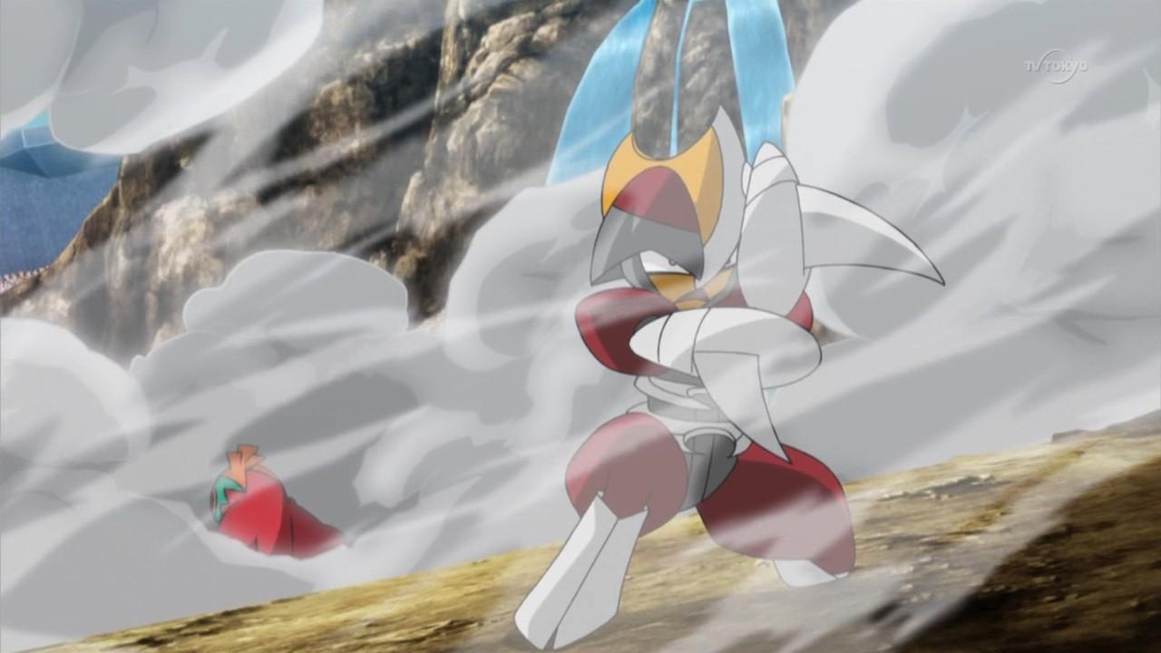 キリキザン 剣盾