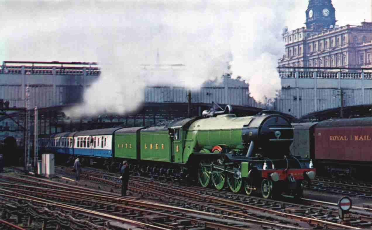 メインランドの機関車のモデル機B
