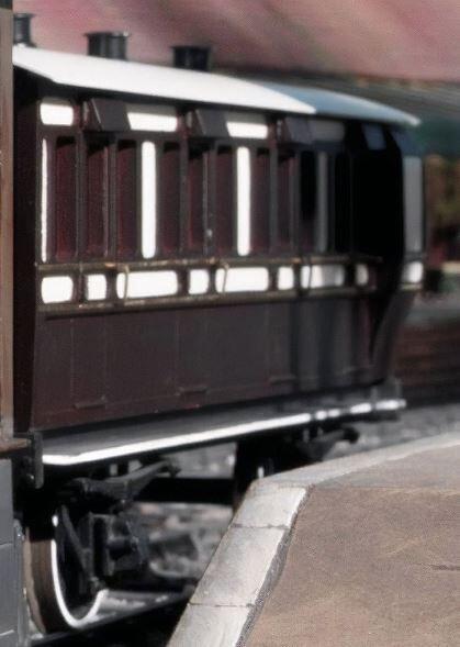 TV版第9シーズンのトビーの博物館客車
