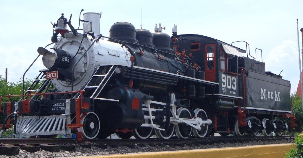 意地悪な機関車のモデル機