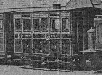 ミッド・ソドー鉄道の客車達のモデル車