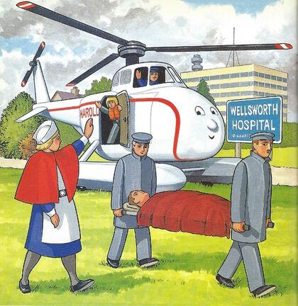 年鑑のウェルズワーズ病院