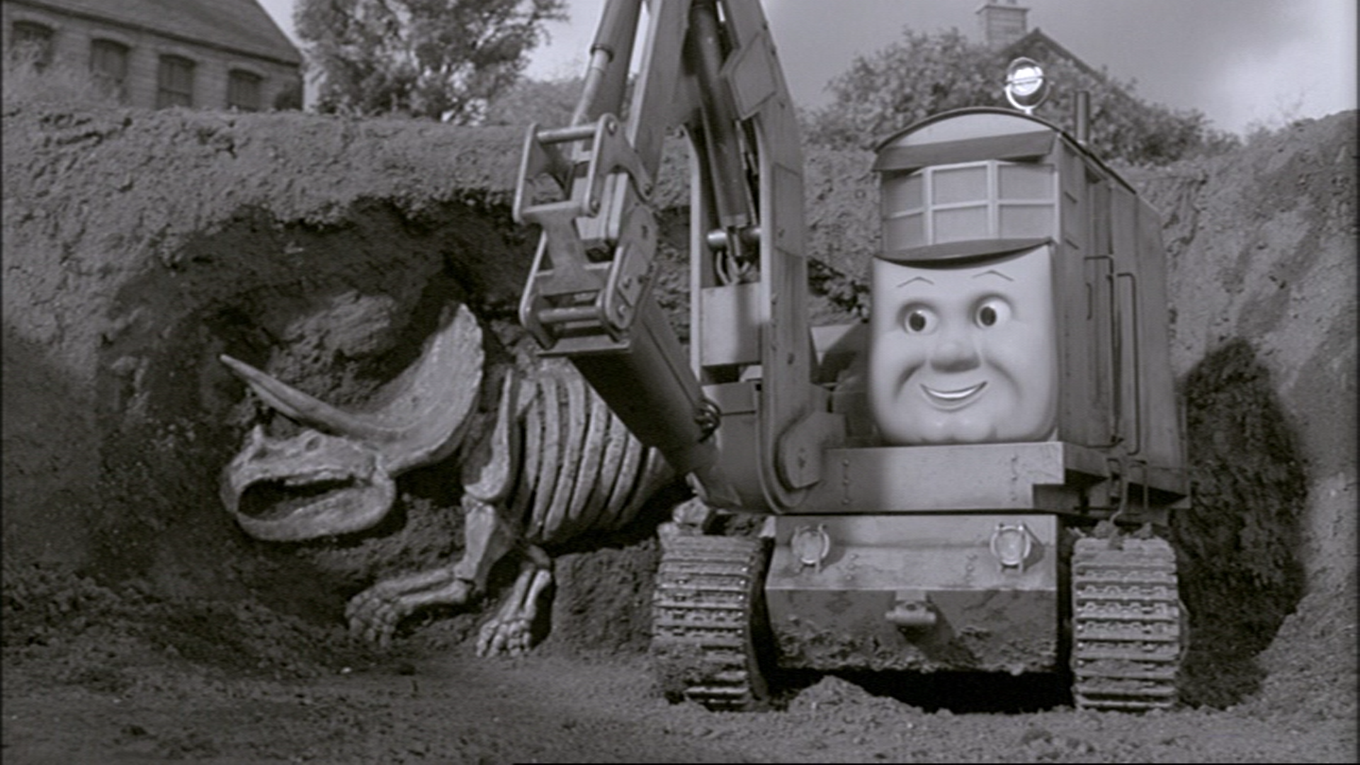 A Visit from Thomas