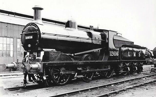 機関車工場の機関車のモデル機