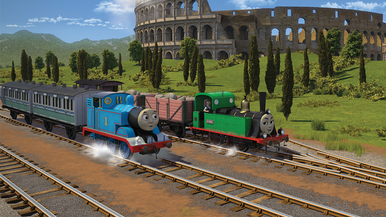 All Tracks Lead to Rome