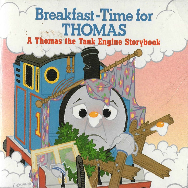 Breakfast-Time for Thomas