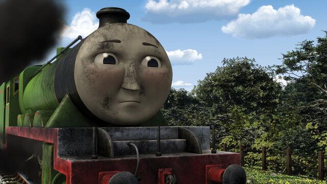 ヘンリーのとくべつなせきたん