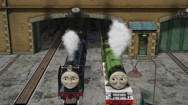 ヘンリーとヒロ