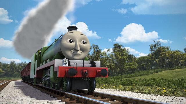 ヘンリーのしんぱい