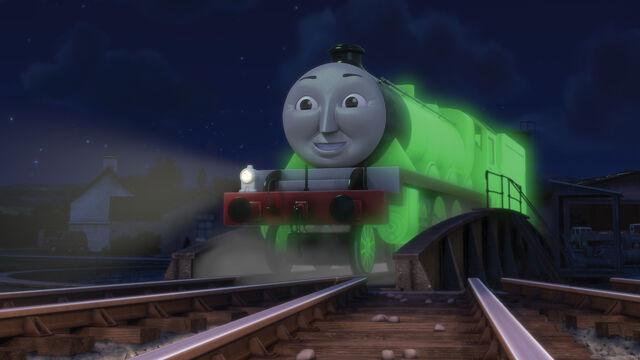 やみにひかるヘンリー