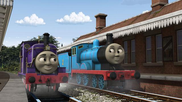 チャーリーとエドワード