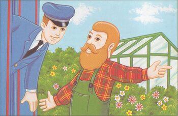 年鑑シリーズの菜園家のボブ