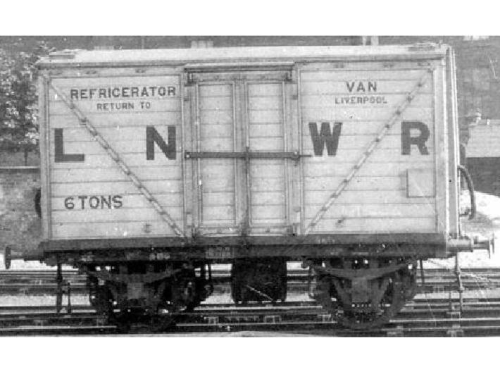 果物列車のモデル車