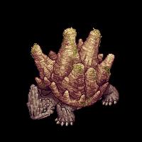 炎岩の硬亀