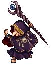 鍛練所の魔道士