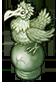 魔鳥の彫像