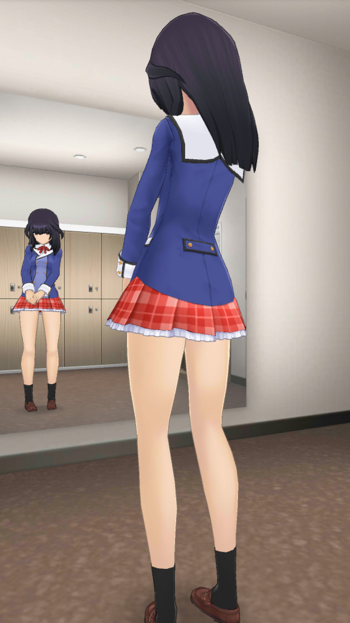 私立若葉女子高校制服-全身後.jpg