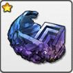 謎の結晶体A
