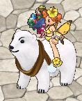 極寒のシロクマ .png