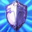 [黒魔法] デュリオンが邪悪な黒魔法を使い防御力が上昇しています。(NMに付与)