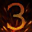 [3への執着] 3という数字が入った時、嘘をつきます。また、耐久力が5%増加します。(NMに付与)