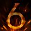 [6への執着] 6という数字が入った時、嘘をつきます。また、耐久力が5%増加します。(NMに付与)