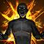 [魔石の力(フェリーレイジ)] 暗黒守護ゴーレムが持っていた魔石の力が覚醒しています。攻撃力と攻撃速度が急激に増加します。(TA失敗時NMに付与)