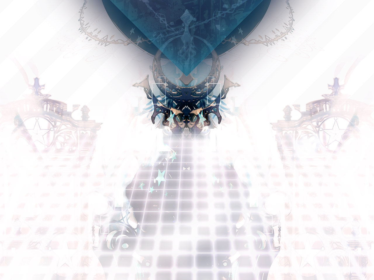 """Binary Enfold"" Light(光)"