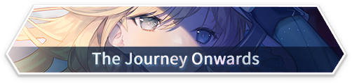 The Journey Onwards