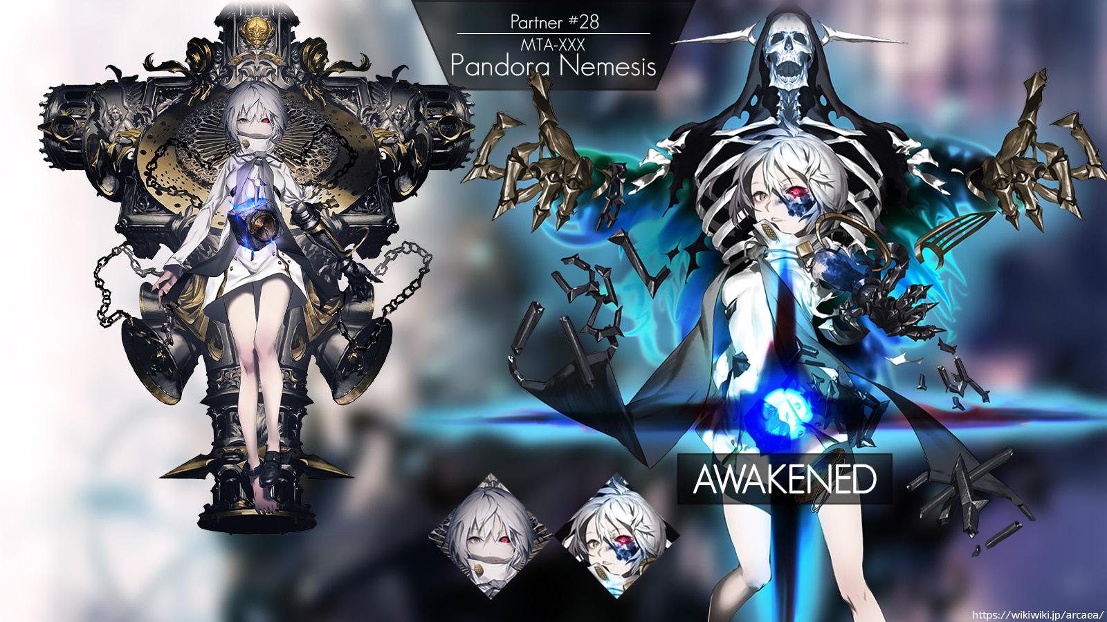 MTA-XXX [Pandora Nemesis]