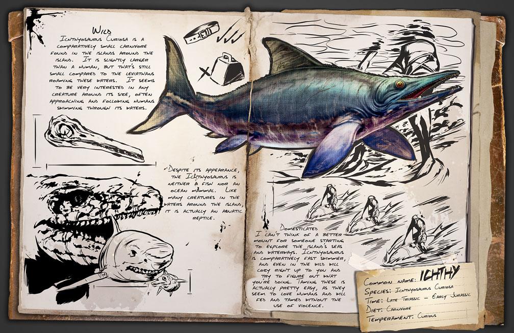 UMA(未確認水棲生物)5種類の画像と動画を ...