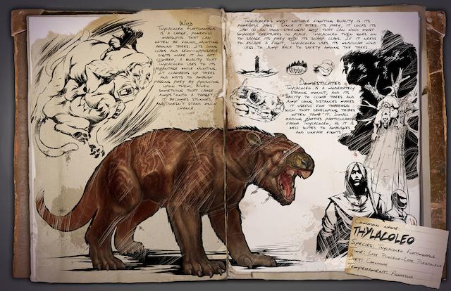 テイム ティラコレオ エクウスの生息場所とテイム方法!ペットになってからの特徴とレア個体のユニコーンを探す方法は?