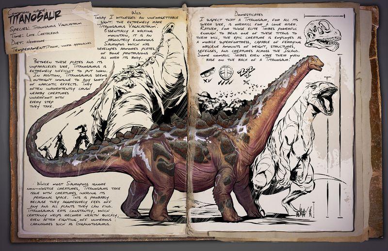 恐竜 回復 Ark