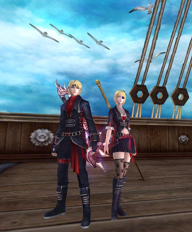 海賊ロックセット