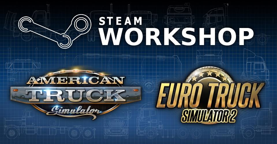 Steam ワークショップ Logo