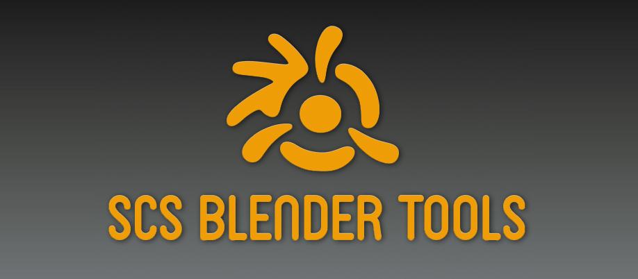 SCS Blender TOOL