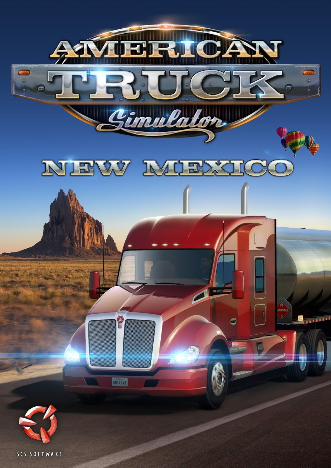 New Mexico DLC