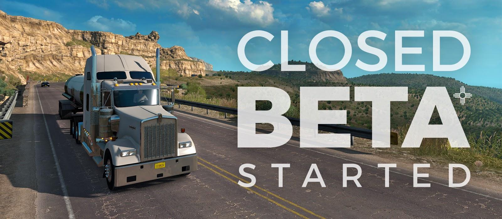 Closed Beta New Mexico ATS