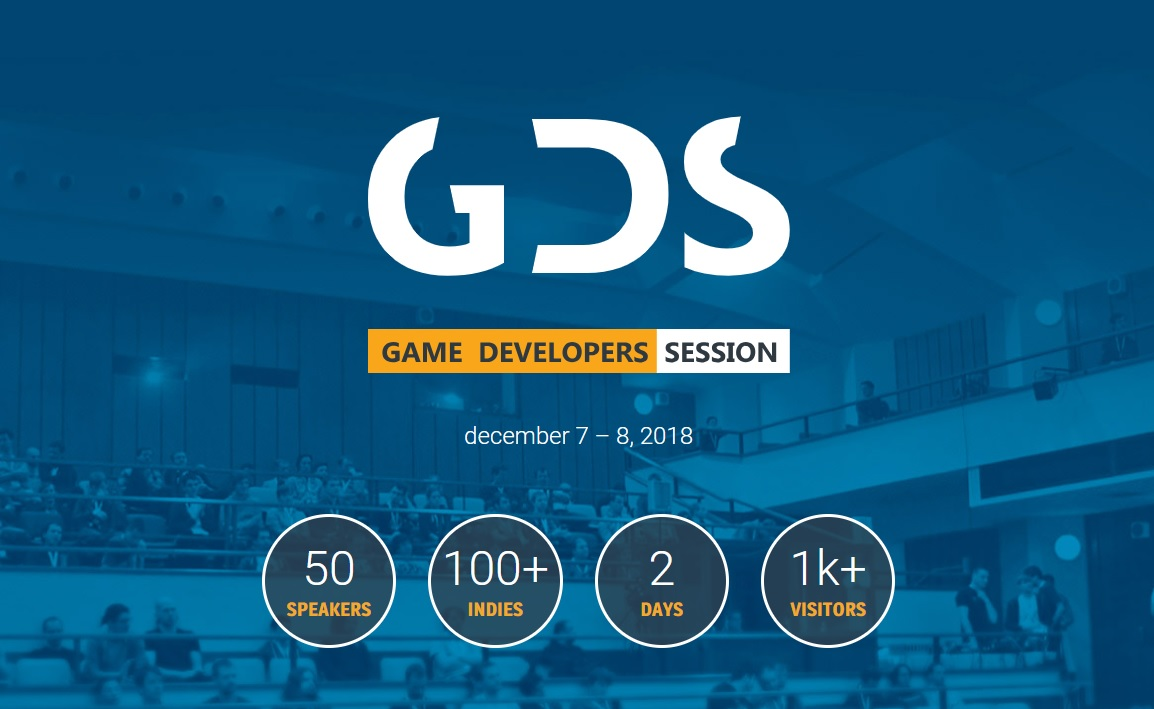 Game Developers Session 2018
