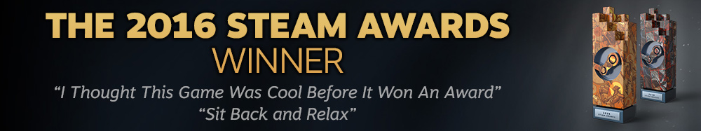 Steam Awards 2016