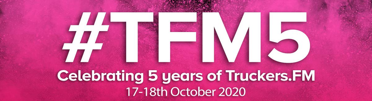 TruckersFM 5th Anniversary