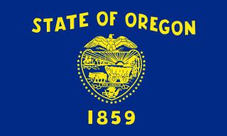 オレゴン州旗