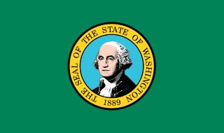 ワシントン州旗