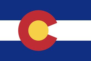 コロラド州旗