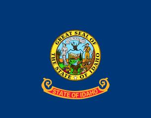 アイダホ州旗