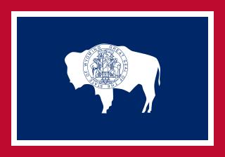 ワイオミング州旗