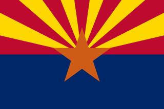 アリゾナ州旗