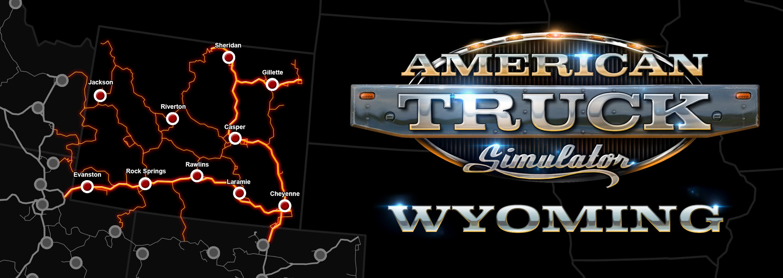 Wyoming-Map