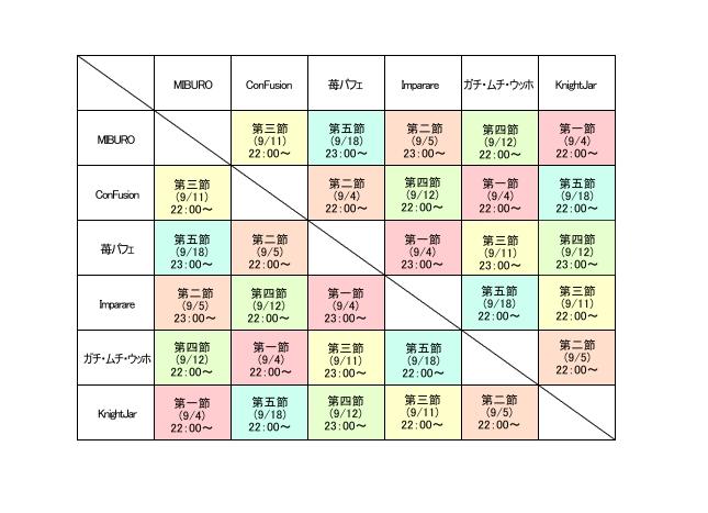 カジュアルグリーンリーグ.JPG