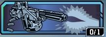 サーベルタレット:敵を自動的に攻撃するSabre Turretを配置するアクションスキル能力を得る
